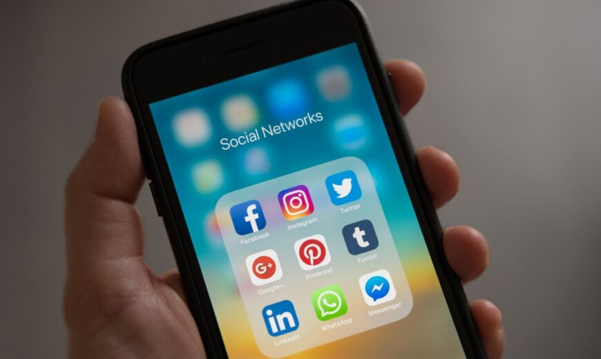 Social media marketing is important to grow your brand.