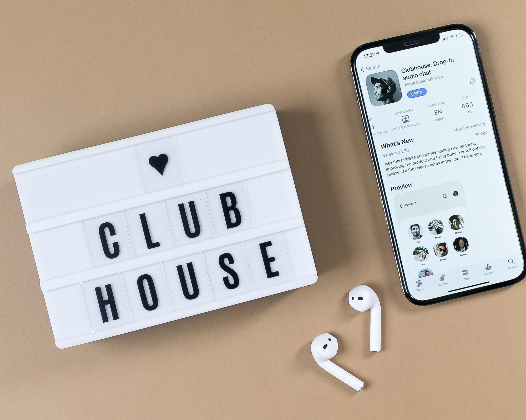 Clubhouse can be a powerful marketing tool